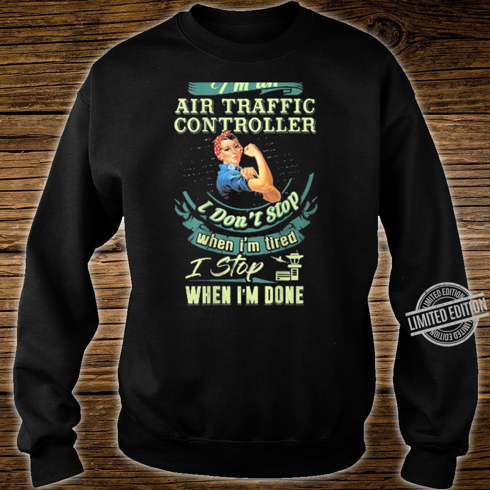 Best IRISH Air Traffic Controller ATC Flight Fun Shirt sweater