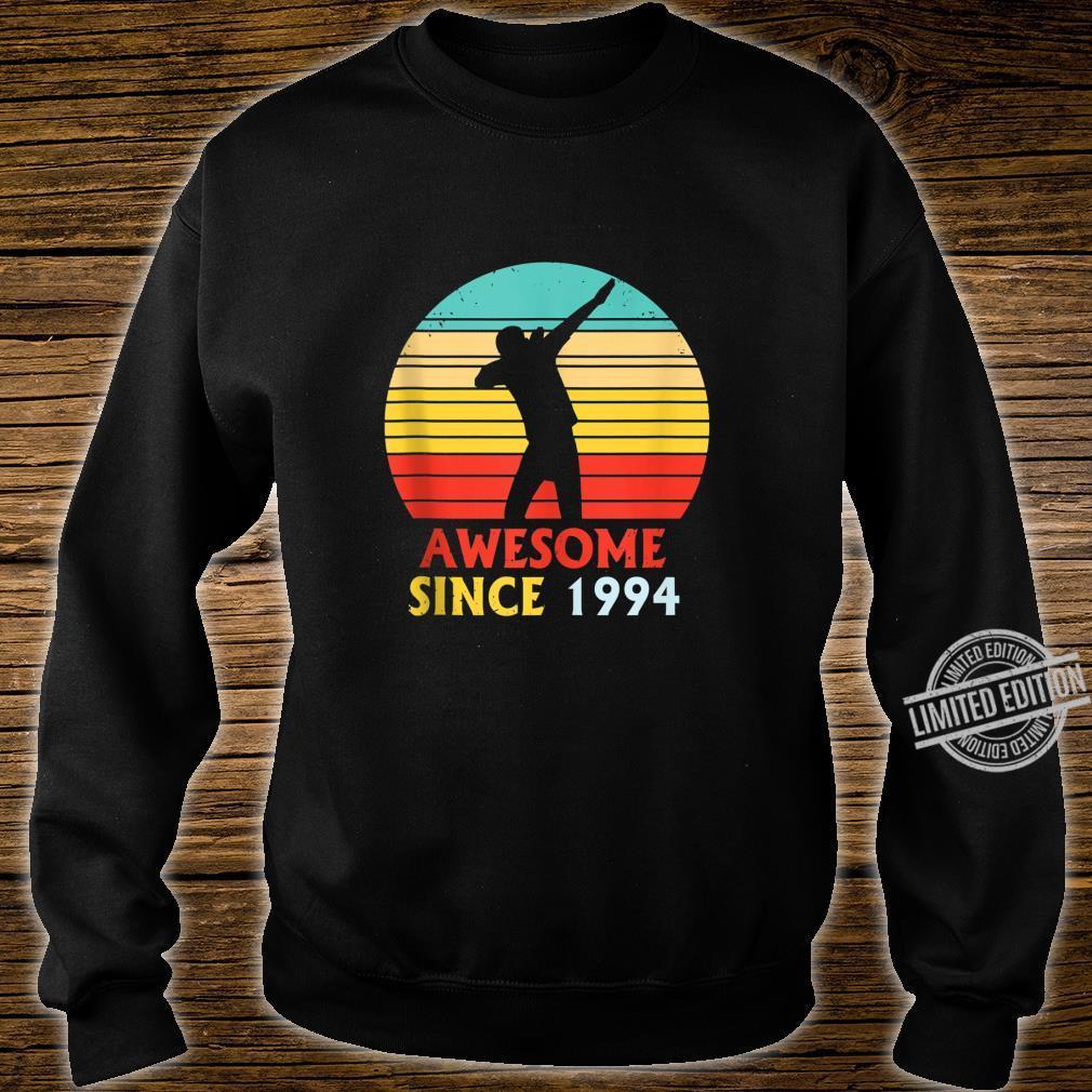 Vintage Dabbing 26th Birthday 26 Years Old Dabbing Shirt sweater